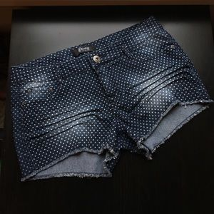 Rewash Pants - 🇺🇸Jean Cutoff Shorts