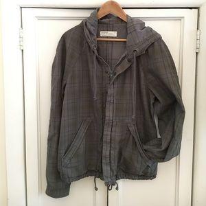 Barneys New York Other - Men's Lightweight hooded jacket