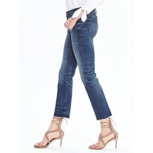 Banana Republic Cropped Flare Jeans