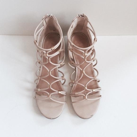9a9208cf244 Aldo Shoes - Aldo criss cross sandals