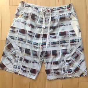 Matix Clothing Company Other - MATIX Sz 32 Dirty Plaid CLSC Board Shorts Surf