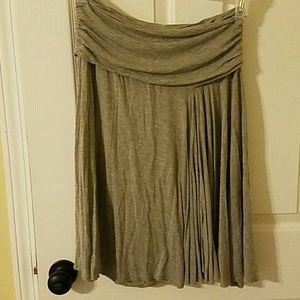 Sophie Max Dresses & Skirts - Grey skirt