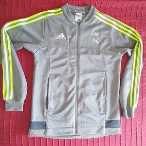 Adidas Real Madrid Soccer jacket
