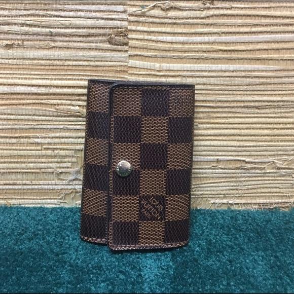 5d09487c SALE!! Louis Vuitton 6 Key Holder