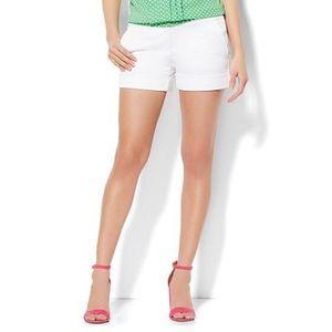 New York & Company Pants - White New York & Company Shorts
