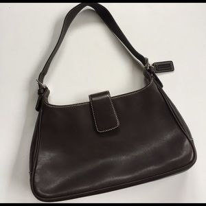 Coach Handbags - Almost new Coach leather bag