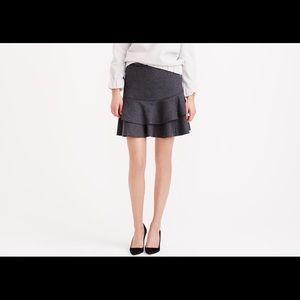 J. Crew Dresses & Skirts - J Crew Gray Wool Skirt