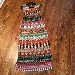 Maternal America Dresses & Skirts - Maxi Maternity Dress