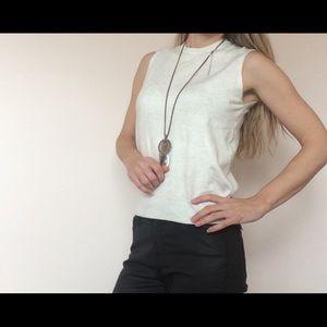 Zara Tops - Zara Knit Sleeveless Top