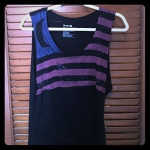 Hurley Tops - Hurley Muscle Tank