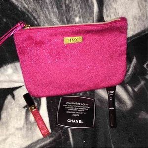 CHANEL Other - Chanel makeup samples & Ipsy bag
