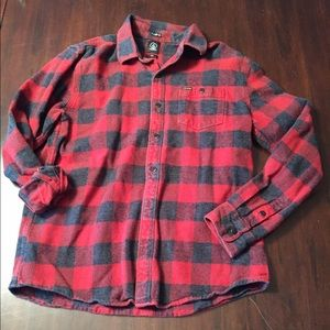 Volcom Other - Volcom flannel button down