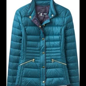 Joules Jackets & Blazers - Joules Warmheart Feather and Down Jacket