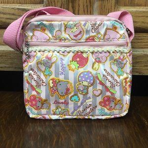Hello Kitty Handbags - Sanrio Hello Kitty Twin Stars crossbody