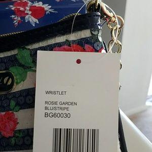 Betsey Johnson Bags - Betsey Johnson Rosie Garden Wristlet