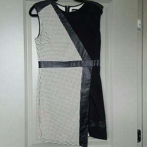 Buffalo David Bitton Dresses & Skirts - Sheath dress with angle hem