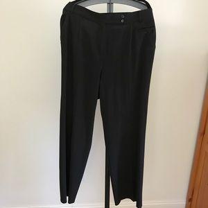 Larry Levine Black dress pants.