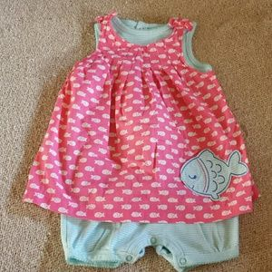 Carter's Other - Adorable Carter's 3 Outfits in 1
