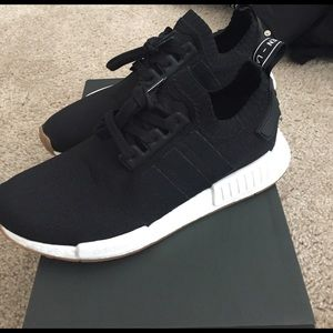 Adidas Other - Brand new NMD R1 primeknit in men's size 9.5