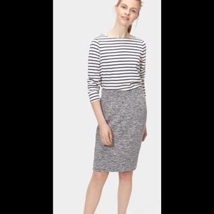 Joules Dresses & Skirts - Joules Penelope Pepper Marl Pencil Skirt