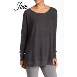 Joie Sweaters - ZEPHRINE CREW NECK TUNIC SWEATER