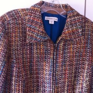 Coldwater Creek Jackets & Blazers - Very Chic! Jacket Like New