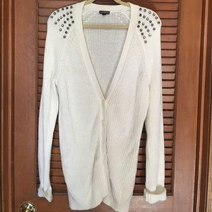 Express Sweaters - Express oversized cardigan