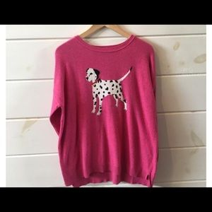 Joules Sweaters - Joules Meryl Sweater- Raspberry Dog