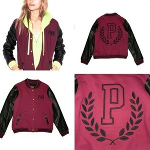 Victoria Secret (Size: XS)Varsity Jacket