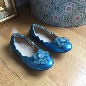 Naturino Other - Size 10 Toddler Euro 27 Naturino Teal Shoes Flats