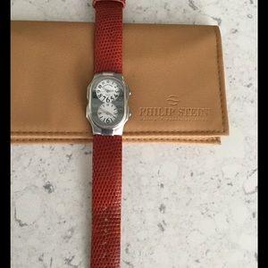 Philip Stein Teslar Jewelry - Excellent like new condition Philip Stein watch
