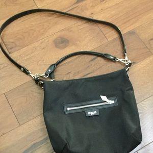 MZ Wallace Handbags - MZ WALLACE CROSSBODY BLACK BAG