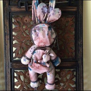 Stella McCartney Handbags - Stella McCartney for LeSportsac bunny bag RARE!