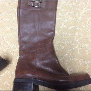 Well made Leather boots