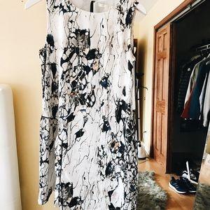 Cooper & Ella Bloomingdales Marbled dress.