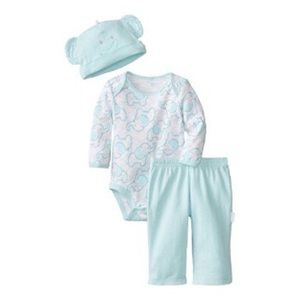 Vitamins Baby Other - Vitamins Baby • Elephant Outfit Set