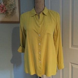 J. Jill silk blouse
