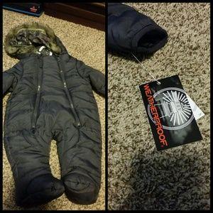 Weatherproof Other - FLASH SALE-Baby boys snowsuit