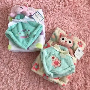 Baby Gear Other - Baby Blanket Bundle