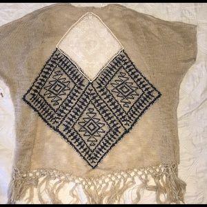 24 HOUR SALE!! Bohemian Crochet Kimono