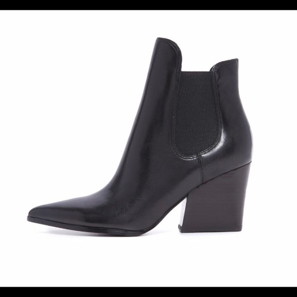 f794db673f9 Kendall + Kylie Leather Booties. M 58b09f704225be4d7001448c