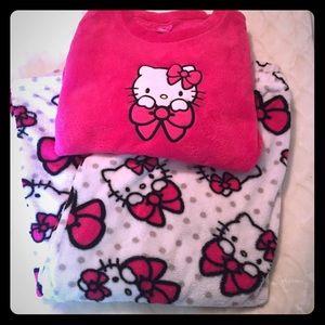 Hello Kitty Other - Hello Kitty Pajama Set 🌟Lowest price! 24 hr sale