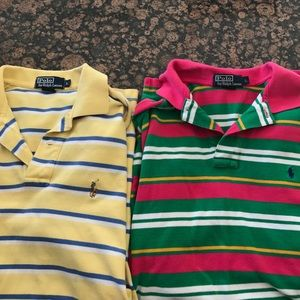 Polo by Ralph Lauren Other - Lot of two Polo by Ralph Lauren shirts size Large