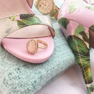 Jewelry - Rose Quartz Ring
