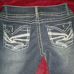 Mudd Denim - Embellished Skinny Leg Jeans MUDD Sz 11