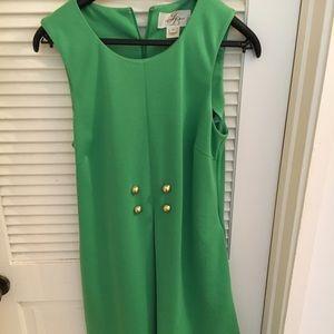 julie brown Dresses & Skirts - Super cute barely worn retro looking dress