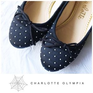 Charlotte Olympia Shoes - • Authentic Charlotte Olympia • Darcy Flats (NWOT)