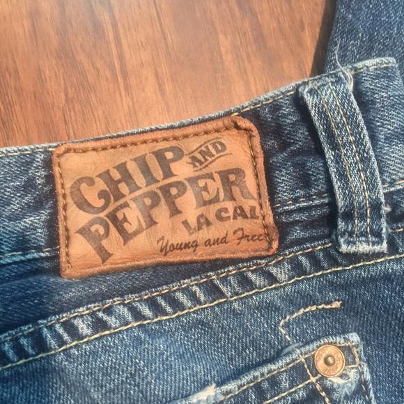 Chip And Pepper Sorority Girl