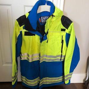 5.11 Tactical Jackets & Blazers - 5.11 Tactical EMT/Fire Waterproof Coat