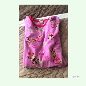 Circo Other - Purple Monkey Children's Gown